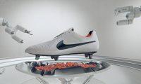 科技感耐克鞋子:三维工艺动画设计制作