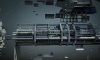 潜艇的结构:机械三维动画制作公司