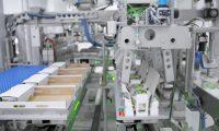 无人工厂食品加工生产车间:机械设备演示动画视频