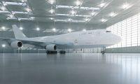 飞机零件组装动画视频、机械结构动画