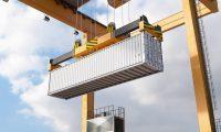 物流集装箱码头商务商业贸易:三维建筑动画制作