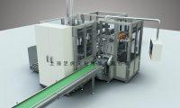 智能电气有限公司:电机装配过程演示动画
